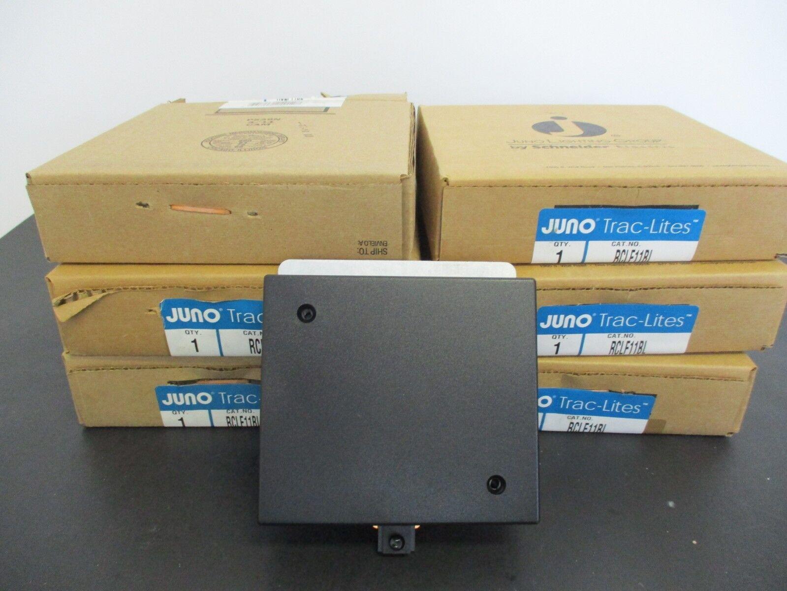 Iluminación de la pista Juno rclf 11BL (rclf 11 bl) Trac Lites Nuevo