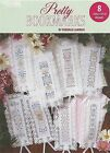 Pretty Bookmarks: 8 Cross Stitch Designs by Deborah Lambein (Paperback / softback, 2009)