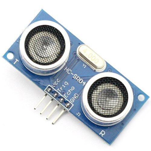 5pcs HC-SR04 Ultrasonic Module Distance Measuring Transducer Sensor for Arduino