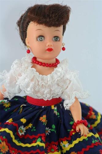 "RED Pearl Jewelry Set Jewelry Set 10.5/"" Fashion Doll Revlon Cissette Toni LMR"