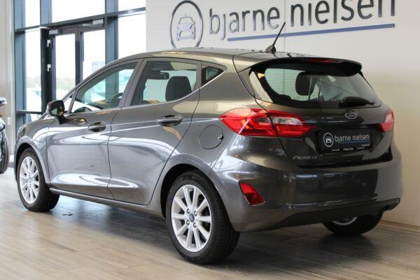 Ford Fiesta 1,0 EcoBoost Titanium billede 2