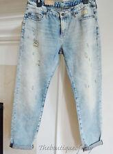 NWT Denim & Supply Ralph Lauren Skinny Boyfriend Jeans,Ruskin Wash Sz 29 $125.
