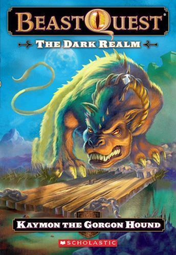 Beast Quest #16: The Dark Realm: Keymon the Gorgon Hound: Kaymon The Gorgon Houn