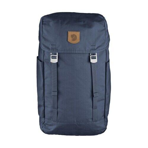 Fjällräven verdele Top Backpack Zaino Blu Zaino Trekre Zaino Da Viaggio