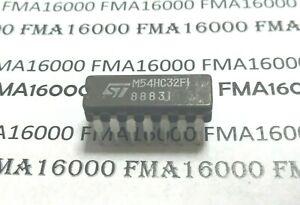 M54HC32FI CDIP14 ORIGINAL THOMSON M54HC32-FI M54HC32 54HC32FI 54HC32 54HC32FI