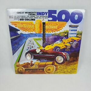 Great Moments from the Indy 500 Album - 1911 to 1974 ...