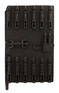 Porta Dogon Di Loft Per Mil Mali 66x 38 CM Arte Africano 1049 Etag