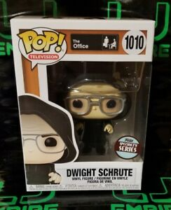 Funko-Pop-Dwight-Schrute-as-Dark-Lord-Sith-The-Office-Specialty-IN-STOCK-Pop