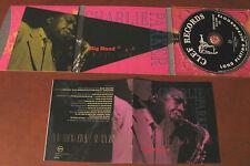 CHARLIE PARKER Big band- -CD- Verve -1999 digipack deluxe w/ booklet- 14 bonus