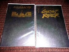 Ghost Rider Blaze Spirit of #13B Marvel Comics Aug 1993