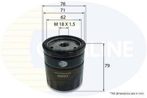 Comline-Filtro-de-aceite-del-motor-EOF217-Totalmente-Nuevo-Original