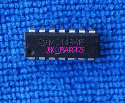 1pcs MC1496P MC1496 ON DIP-14 Balanced Modulator //Demodulator