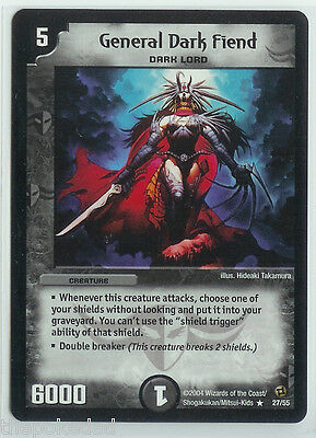 Hypersquid Walter Duel Masters DM02 Rare card TCG CCG