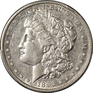 1893-S-Morgan-Silver-Dollar-PCGS-XF45-Nice-Eye-Appeal-Nice-Luster-Nice-Strike