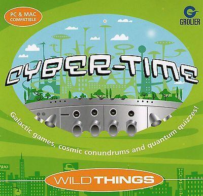 Amichevole Giochi Di Enigmi Quiz   Wild Things   Win 95 Xp 98   Testato Ok Su Windows 10-