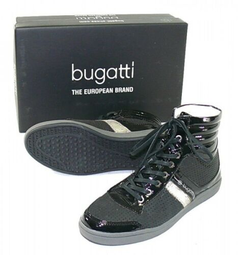 Leder Bugatti 1g7 Sneaker Abby Stiefeletten Neu Schuhe Ovp Damen J1031 wHIrqaH7