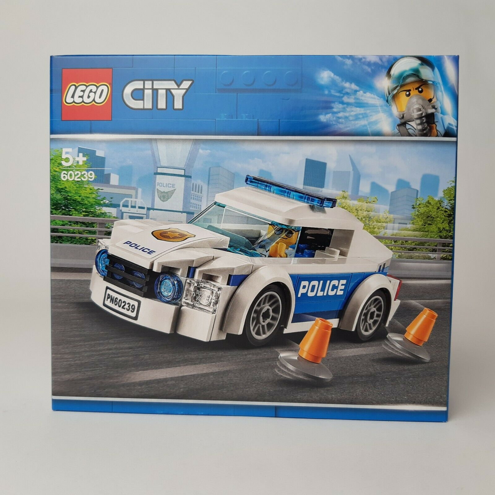 Lego City Police Patrol Car Set 60239 For Sale Online Ebay