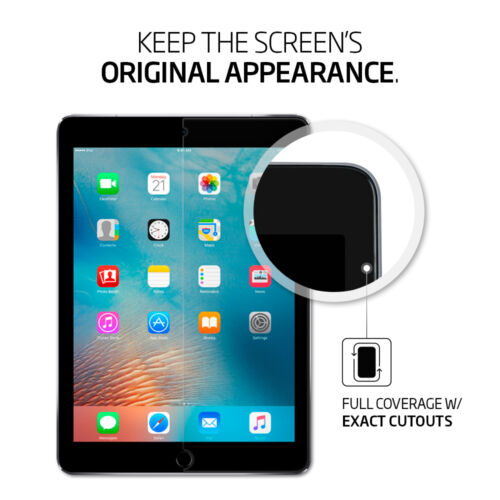 Shockproof Glass Screen Protector GLAS.tR SLIM Spigen® Apple iPad Pro 9.7/""