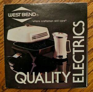 Vintage-West-Bend-Electric-Cookware-Advertising-Brochure-1980