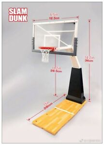 Dasheng Slam Dunk 1//10 Model Basketball stand collection toy
