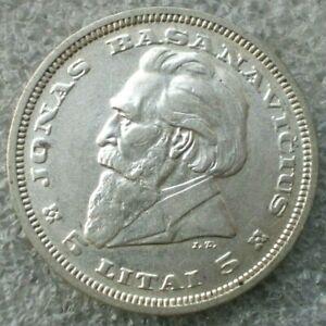 1936-Lithuanian-coin-5-litai-KM-82-8-01-7