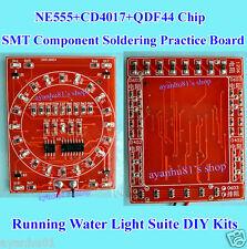 SMT Component Soldering Practice Board Running Water Light Suite Welding Game