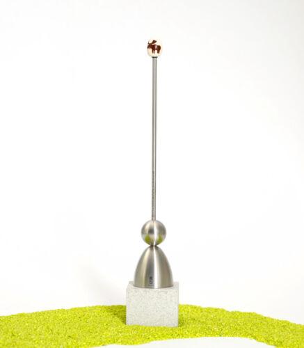 Der Eierschalensollbruchstellenverursacher Keramik-Ei Elch Take2 Clack