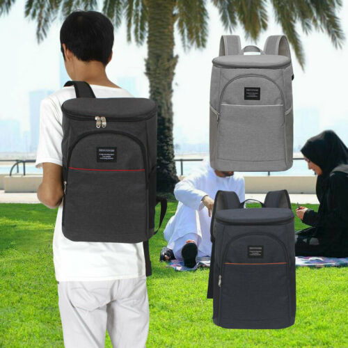 20L Outdoor Waterproof Insulation Bag Picnic Bag Refrigerated Backpack