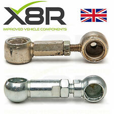 For Renault Twingo 2 II Clutch Pedal Link Linkage Ball Joint Bar Rod Repair Kit