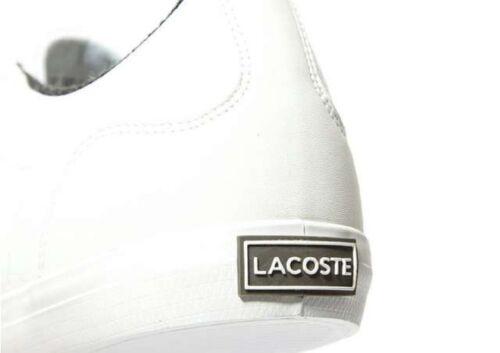 5 44 uk Lerond Trainer Ultimo New Box 11 eur brand lacoste White 10 men us 04S8n