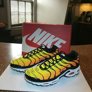 Nike Air Max Plus TXT Tn 2014 Tour amarillo Sunset Retro