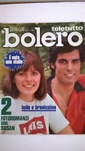 Bolero-1479-Redford-Suzi-Quatro-Mina-Brigitte-Bardot-Cinquetti-Balsamo-Susan