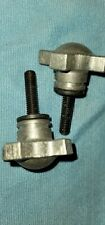 Qty 2 4 Knob Thumb Set Screw With 38 16 X 1 12 Threads
