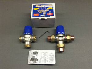 HIGH-FLOW-Thermal-Store-1-034-TMV-Thermostatic-Mixing-Blending-Valve-1-034-15-22-28mm