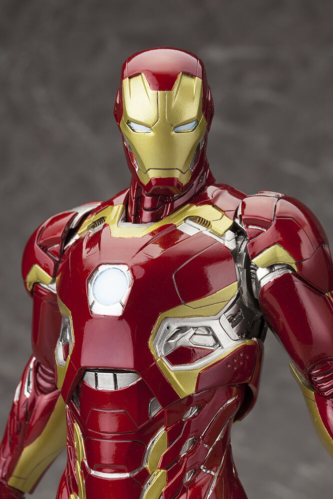 ARTFX The Avengers Age of Ultron Iron Man MARK 45 Kotobukiya Japan Version New