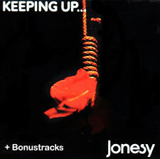 "Jonesy: ""Keeping up ..."" + 4 Bonus (CD)"