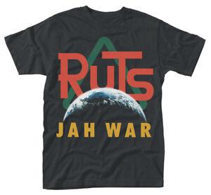 The-Ruts-039-Jah-War-039-T-Shirt-NEU-UND-OFFIZIELL