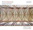 Sonatas with Cornett von William Dongois (2014)