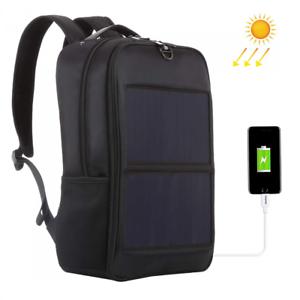 Powered Tasche Rucksack 14w Haweel Solar Laptop Usb Wasserfest Panel Mit US0Iw