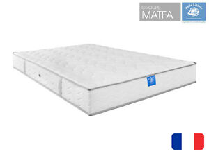 MATELAS-INTIMITE-21CM-BELLE-LITERIE-570-RESSORTS-140X190-GRAND-CONFORT