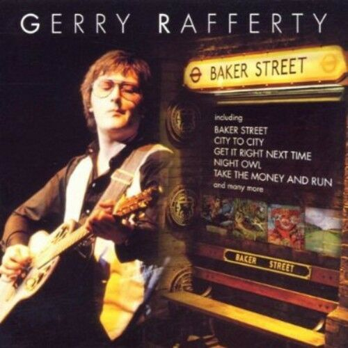 1 of 1 - Gerry Rafferty - Baker Street [New CD]