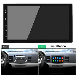 7-034-2-Din-Android-9-1-Car-Stereo-Radio-HD-1080P-Touch-Screen-Quad-core-GPS-Wifi