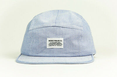 Norse Projects 3 Needle Oxford in Blue New With Tags Free Shipping