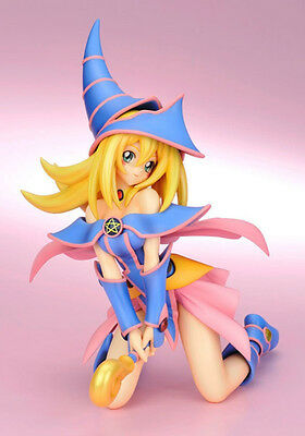 Black Magician Girl Cute Yu-gi-oh! 1/7 Unpainted Figure Model Resin Kit