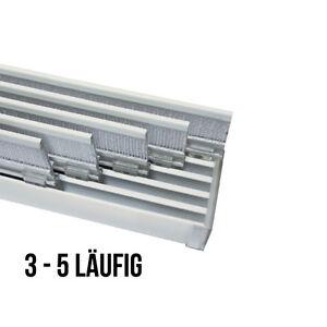 Wonderful Das Bild Wird Geladen Gardinia Flaechenvorhangschiene Komfort Komplett Set  3 5 Laeufig  Awesome Design