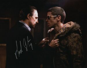 RocknRolla (Mark Strong & Toby Kebbell) signed 11x14 photo ...