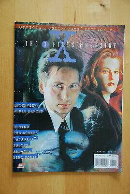 The X Files Magazin - Official Collectors Edition 1 - Englisch