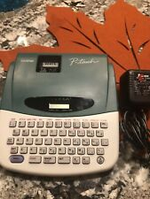 Brother P Touch 1700 Label Thermal Printer Tested Working Used