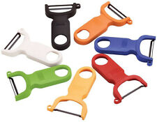 "Kuhn Rikon 4"" Original Swiss Carbon Steel Peeler (Assorted Colors)"