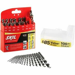 SKIL 45102W DRILL BIT SET (X5138)